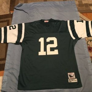 Vintage rare Mitchell and Ness 1968 New York Jets